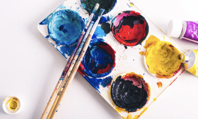 Why is art important for preschoolers